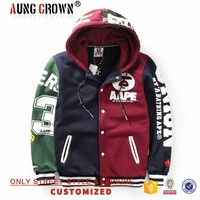 Customized Cotton Polyester Wholesale Hoodie Sweater Latest Fashion Multi Color