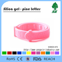 Anti Fleas Ticks Mosquito Safety Protection Silicone Cat&Dog Collar