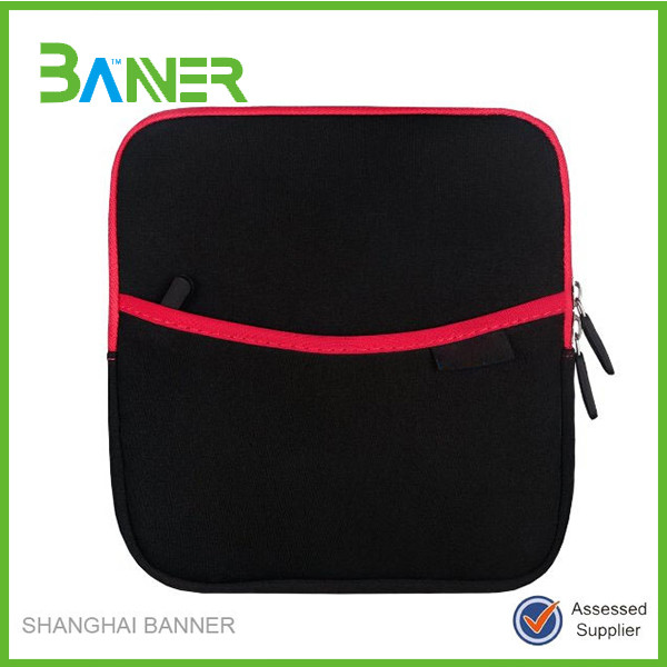 Promotional customized printed laptop sleeve 14 inch bag neoprene