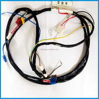 Wire harness for washing machine