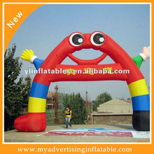 2016 Best price newest inflatable welcome arch