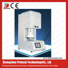 High temperature dental crown furnace