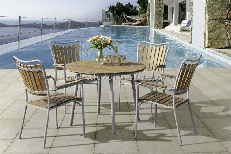 Denmark outdoor furniture polywood dining set