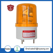LTE-1102J Safety Amber Warning Light With Sound