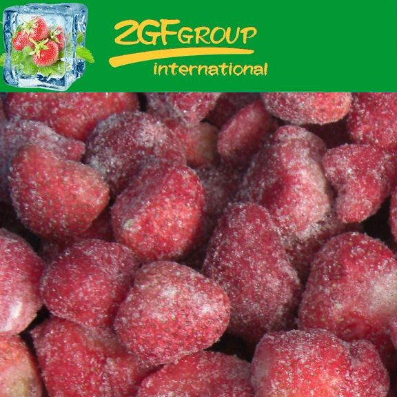 hot sale IQF delicious fresh egypt strawberry in good quality in carton