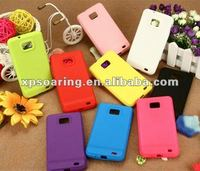 Tree line TPU case skin back cover for Samsung Galaxy S2 i9100