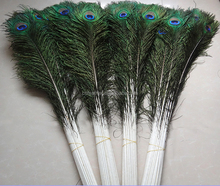 Best Sale beautiful cheap artificial long Peacock Feathers