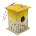 Best Selling Small Size Wooden Bird House for Sale