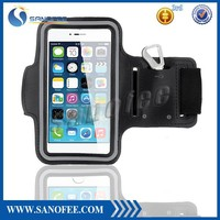 Sport Reflective Gym Armband Case for Apple iphone 6 5 5S 5C