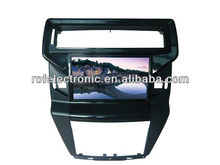 Car DVD Player for citroen C4 2012 with GPS/RDS