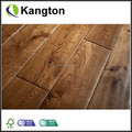 durable handscraped acacia solid hardwood flooring
