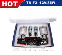 Fast Start ballast newest factory price 35W 55W slim high low bulb xenon hid kit 3000K,5000K,6000K