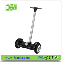 with 5.8 Ah high power Samsung battery, quality electric stand up scooter