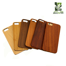 Natural wooden case for iphone wooden cell phone case
