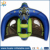 Good quality blue inflatable flying fish towable for water games
