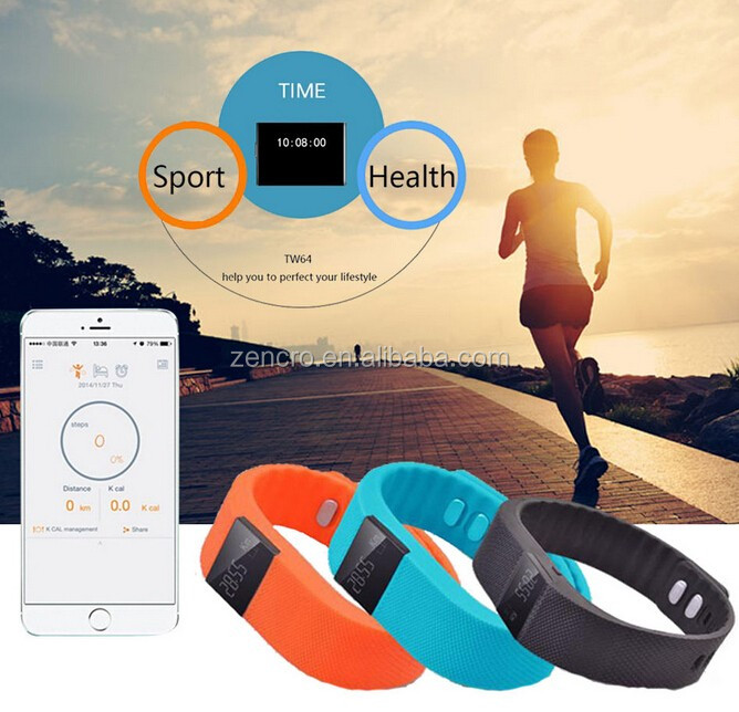 2017 brand new design smart wristband rechargeble low energy cost smart pedometer