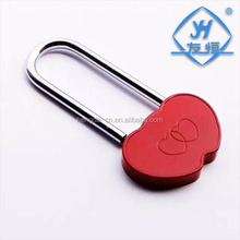 YH1009 Heart Shaped Love Lock,Love Heart Shaped Padlock