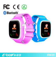 smart watch mobile phone with MTK6261, android watch phone