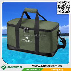 China High quality carry all tackle bag nylon mesh fishing bag