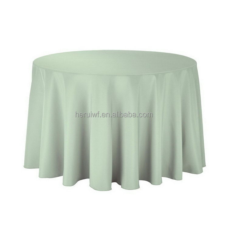 Customized hot sell high quality birthday party table cloth