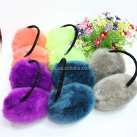 Plush Fur Earmuff/Fur Earmuffs/Ear muffs