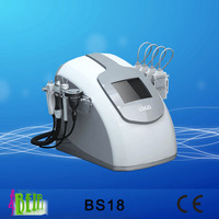 New arrival!!! 4 paddles lipolaser plus cavitation and rf radiofrequency cutting down machine