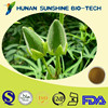 Wholesale Price Okra Healthcare Raw Materials Natural Dried Okra Powder