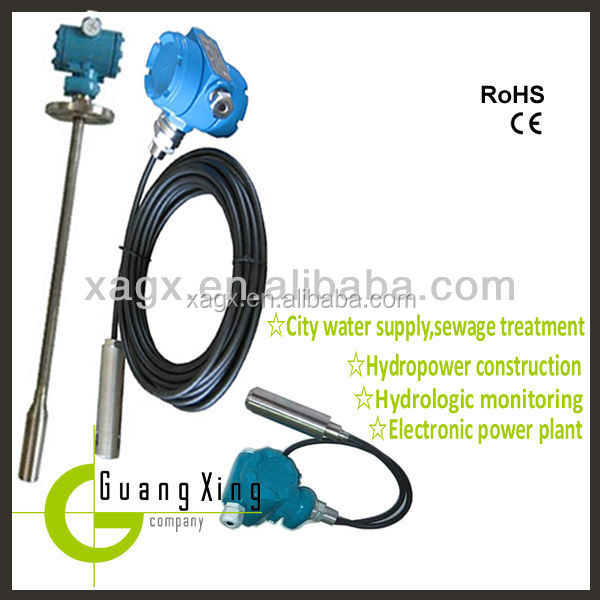 Magnetic float ball liquid level transmitter