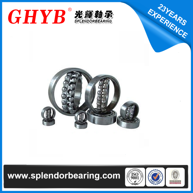 Hot sale self-aligning ball bearing 21310CC with high quality, spherical ball bearing price