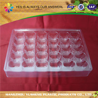 High quality widely used disposable fast food egg tray