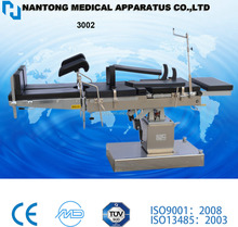 foot pedal &handle controlled surgical instrument operating table price