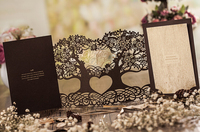 All kinds of plain colors wedding invitation cards in indian