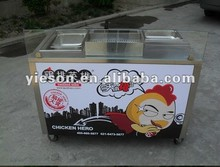 YS-ZJ1200 CE approved food cart mobile for fast food