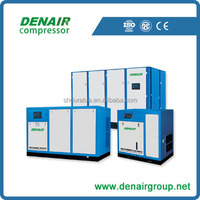 DENAIR direct driven variable frequency air compressor 90~250Kw