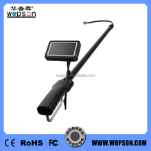 Under vehicle search camera telescopic pole handheld inspection camera