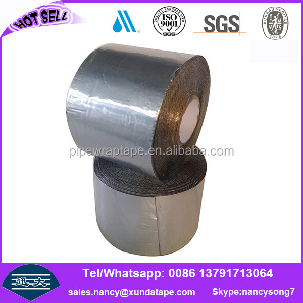 windows and doors joint sealant aluminum foil tape