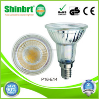 Par16 7w glass LED lighting bulb