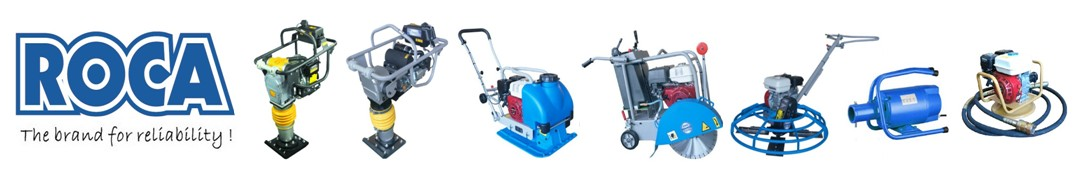 Best selling rammer model with Honda engine GX160