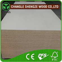 Green Core Plain Particle Board For Sales