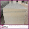 professional building material PU polyurethane sandwich panel