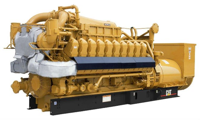 New Caterpillar Landfill Natural Gas 3516 G Generator 3 Available