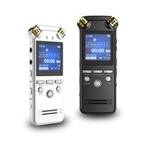Recording bookmark alarm clock hd sound digital audio voice recorder