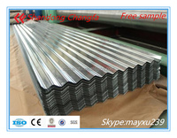 corrugated GI sheet,zinc coated
