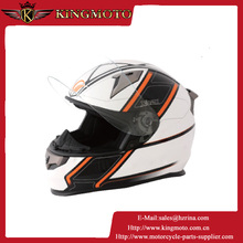 Full Face Racing Best Selling ABS Shell OEM Chinese Motorcycle Helmets for KM001
