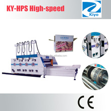 KY-APS automatic printing and slotting machine
