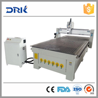 Most popular! Classical DRK1325 woodworking Advertising cnc router for sign pattern making