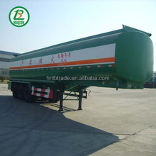 sino trailer small engine fuel tank tanker semi trailer