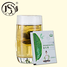 Wholesale tea slimming green food natural material colon cleansing