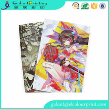 Colorful Soft Cover Series Fanny Adult Comic Book Printing with cheap price