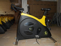 cheapers fitness club exercise bike/spinning bike/ gym master spinning bike